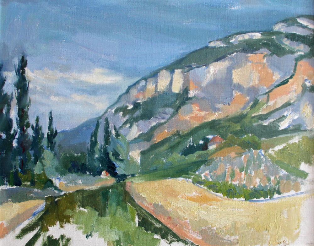 Mont San Victoire