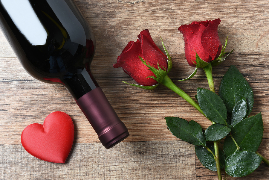 Cork Wines Flowers Chocolates Be Prepared For Valentines Day