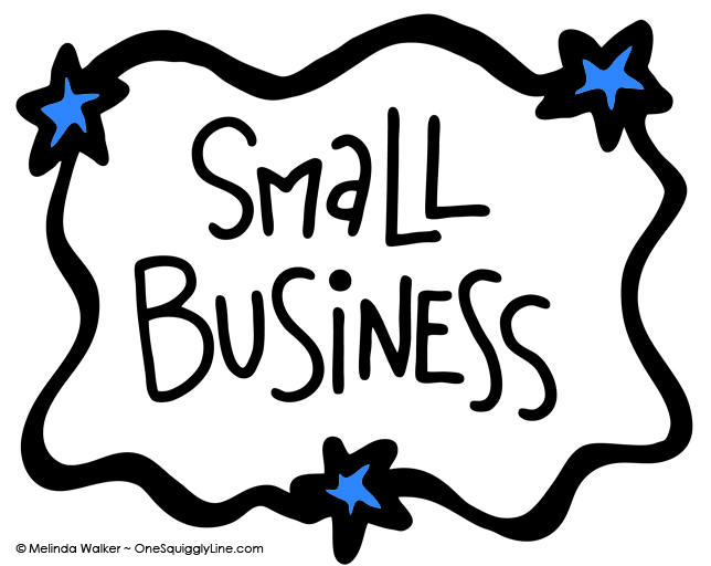 VisualThinking_SmallBusiness_Services_MelindaWalker_OneSquigglyLine