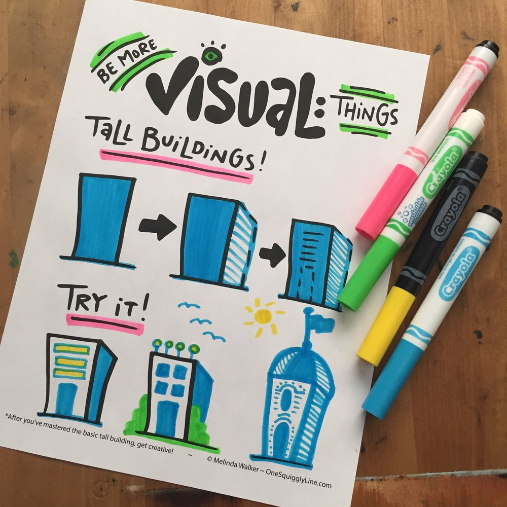 Be More Visual: Tall Buildings