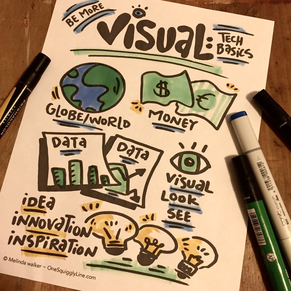 Be More Visual: Tech Basics 2