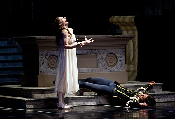Helgi Tomasson's Romeo and Juliet