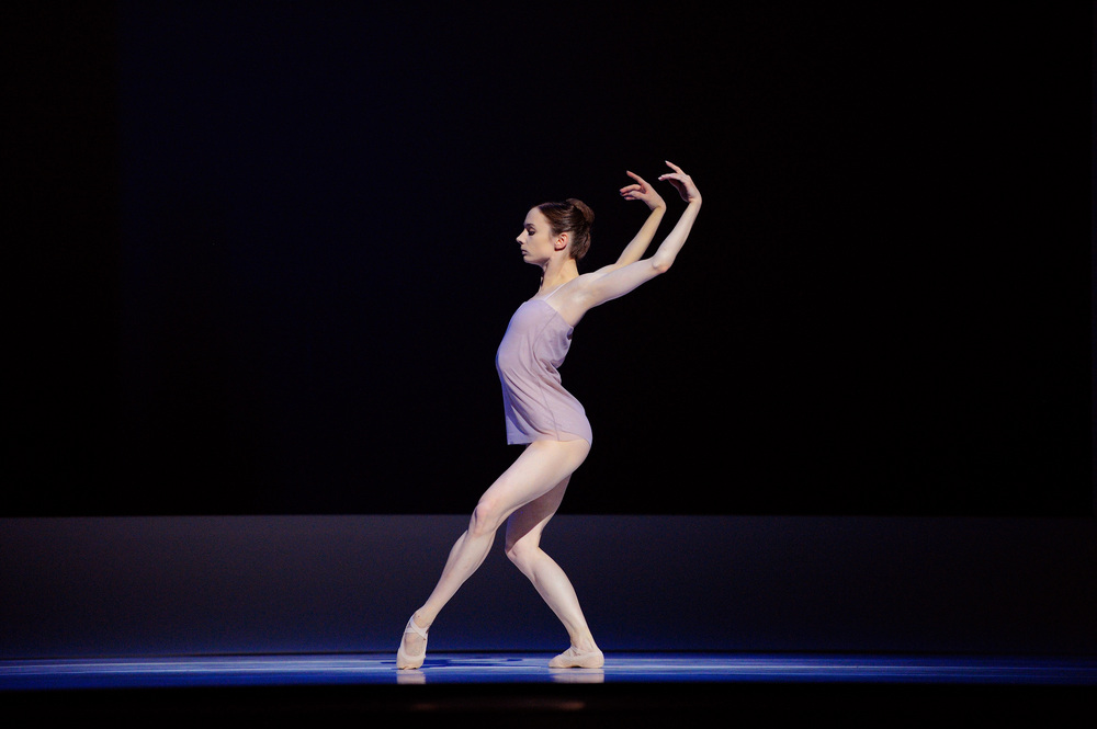 Maria Kochetkova in Chroma
