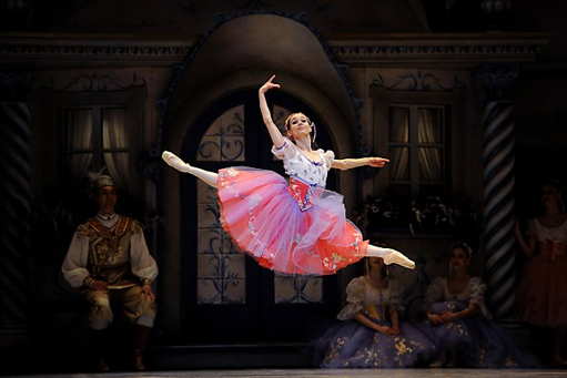 George Balanchine's Coppélia