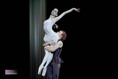 'Ballet Stars Gala' in St Petersburg on December 29th 2009