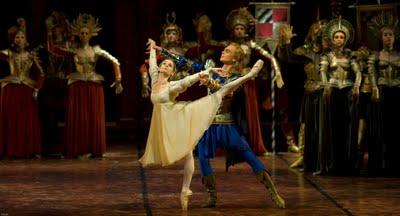 Romeo & Juliet in St Petersburg