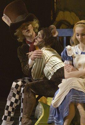 Alice in Wonderland, Wales