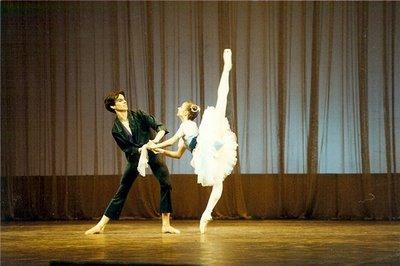 Moscow Ballet Competition and Prix de Lausanne