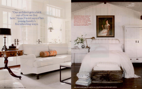 Country Living February 2012