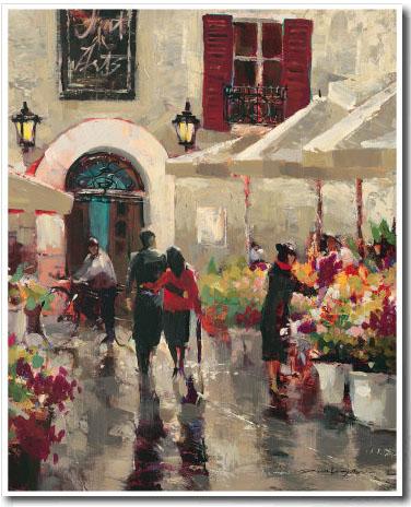 Rue De Fleurs
