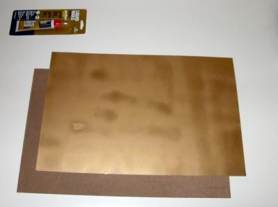Sheet Metal and Fiber Board