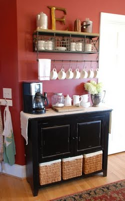 Coffee Bar from The Vintage Wren