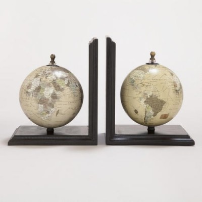 Map Bookends