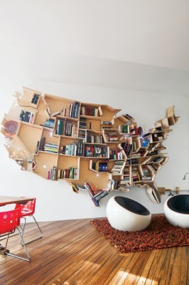 Map Shelves