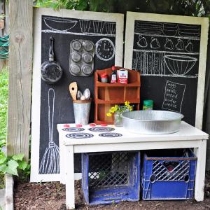 Mud Pie Kitchen by Joyful Home