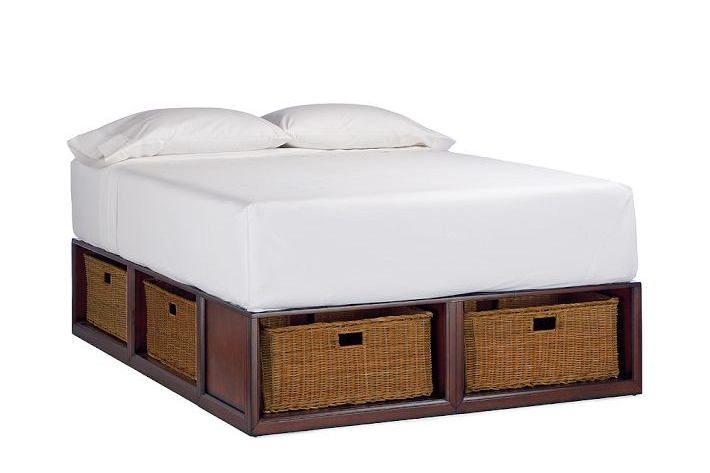 Stratton Storage Bed From Potter Barn.