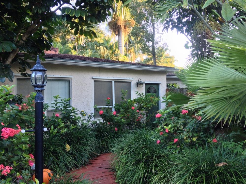 Host Alys' house.
