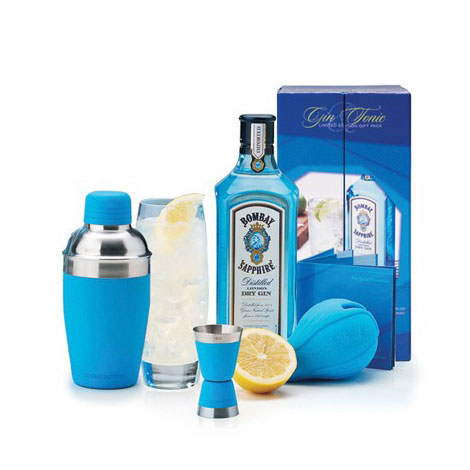 Bombay Sapphire Pack