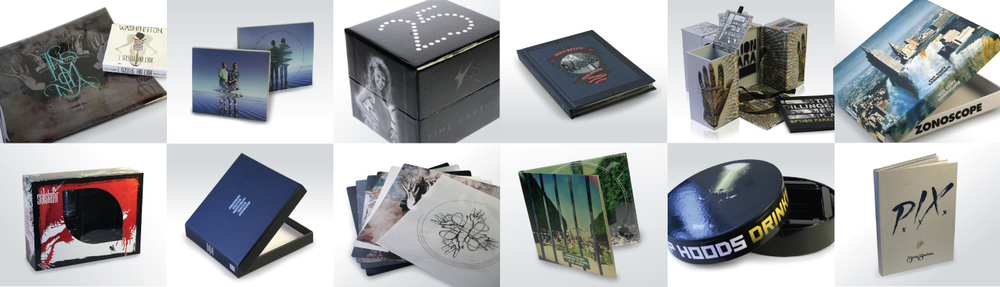 Music Packaging