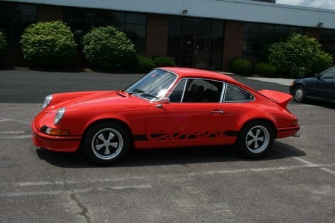 1973 Carrera RS Touring