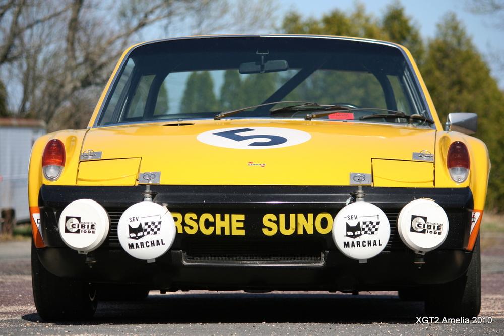 914-6 GT 1970 Daytona Winner