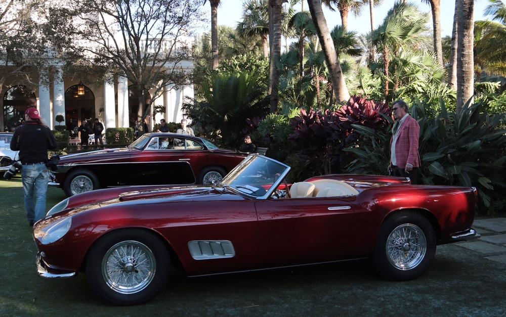 250GT Ferrari Cal Spyder Prototype coming soon