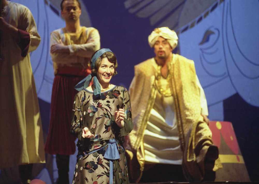 Viktoria VizinL'Italiana in Algeri