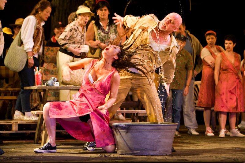 Carmen Belgium Opera