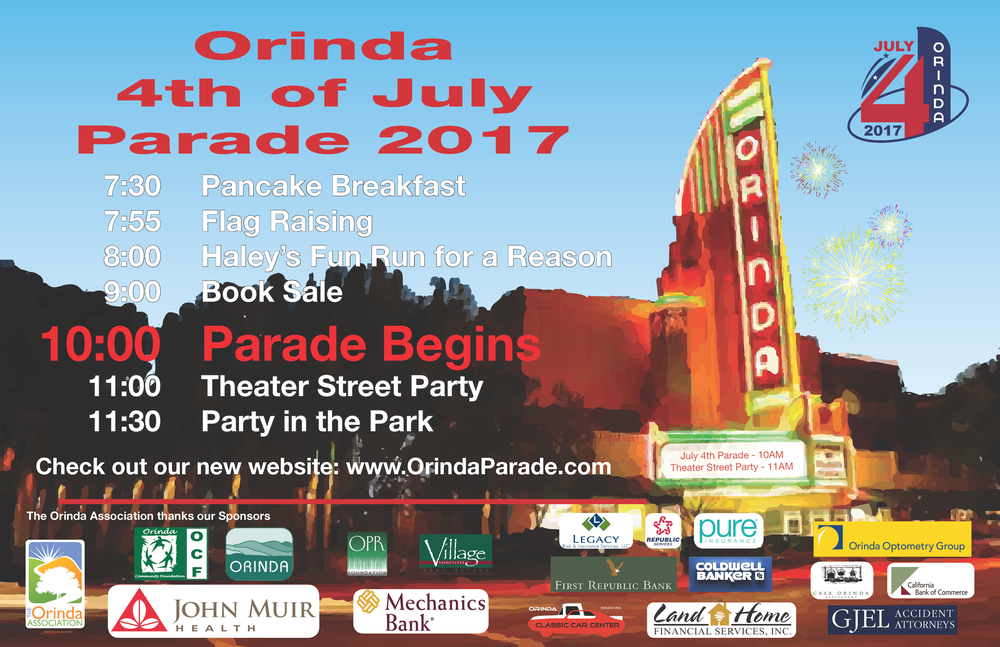 2018 Parade will be bigger & better!