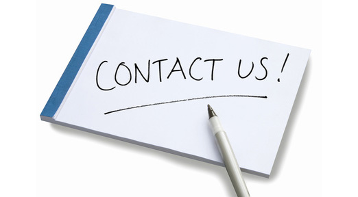 we would love to hear from you. CLick here to contact us