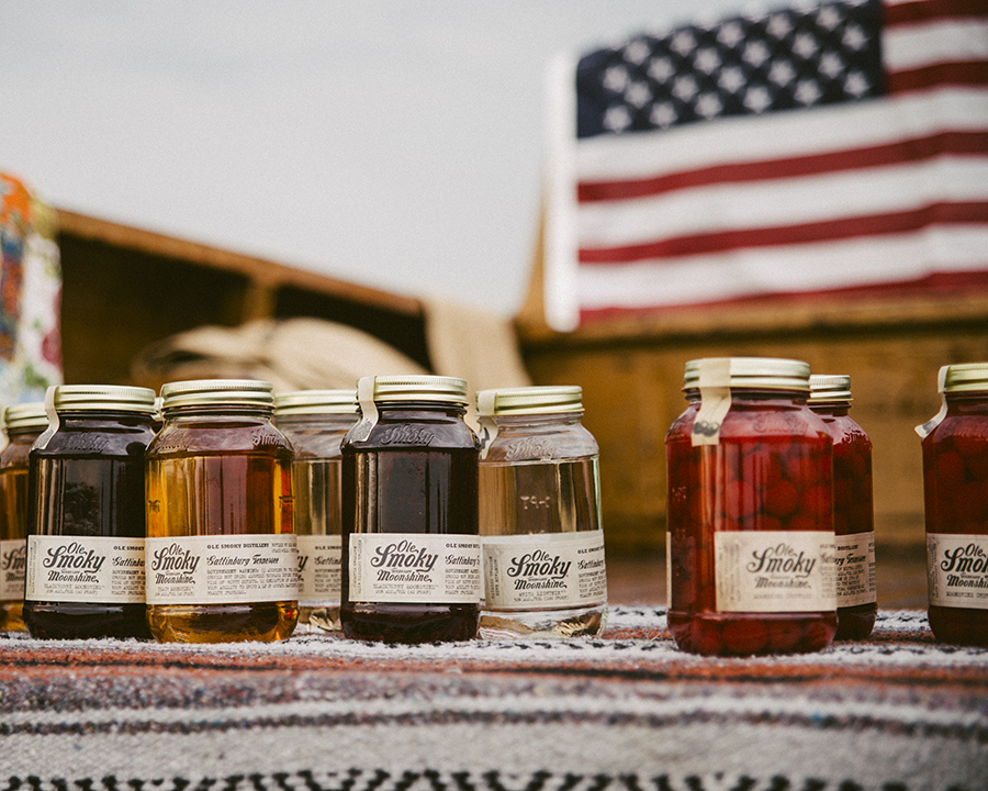 ole smoky moonshine :: fall 2014 tailgate campaign