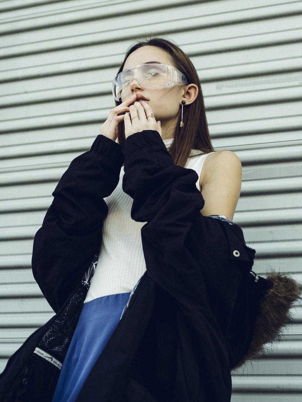 style & art direction // ana davidson  model // leah goodrich