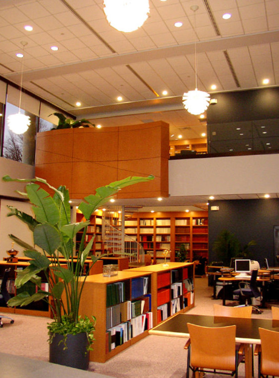 Hughston Foundation Library