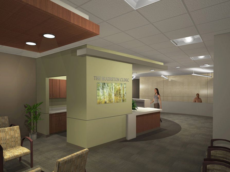 Hughston Clinic Imaging Center Renovations