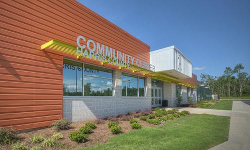 Harris County Community Center