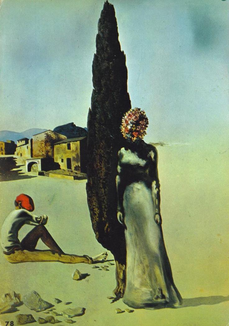 lamodeepoque :     Dali Inspires Surrealist Fashion