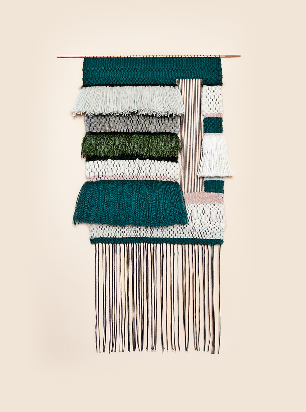 flaaawless: (via My new weavings | Brook&Lyn)