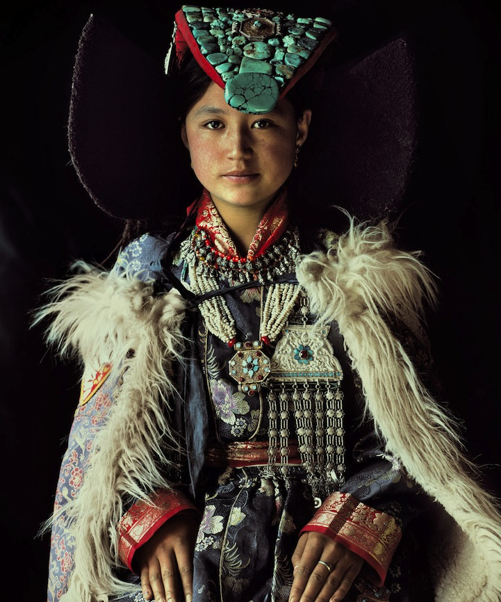 fishstickmonkey: Ladakhi from Before They Pass Away - Jimmy Nelson (via Powerful Portraits of Secluded Cultures on the Brink of Extinction - My Modern Metropolis)