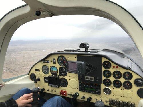 2006 Tecnam Sierra — New Mexico Sport Aviation