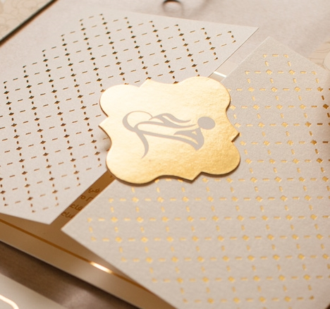 Design by louma unique luxury wedding invitations and stationery view stopboris Choice Image
