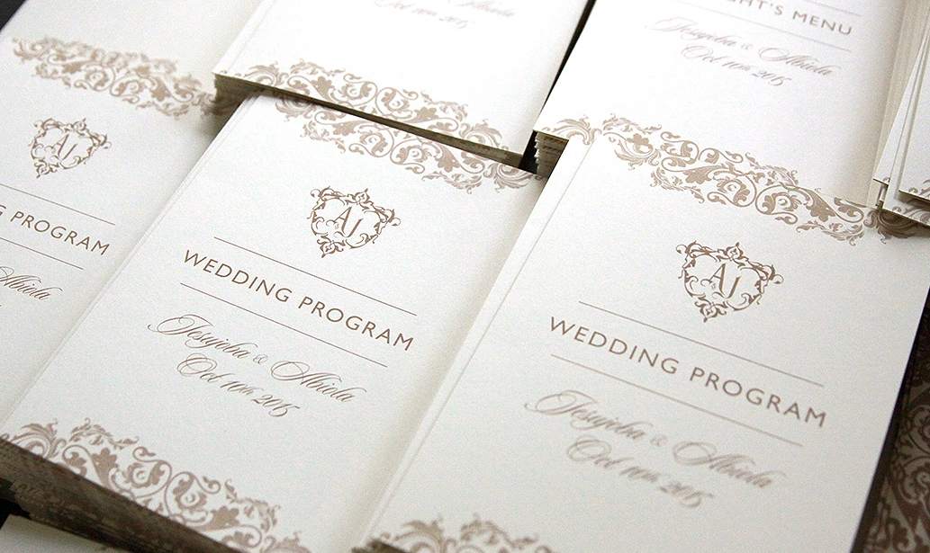 design by louma - unique luxury wedding invitations and stationery, Wedding invitations