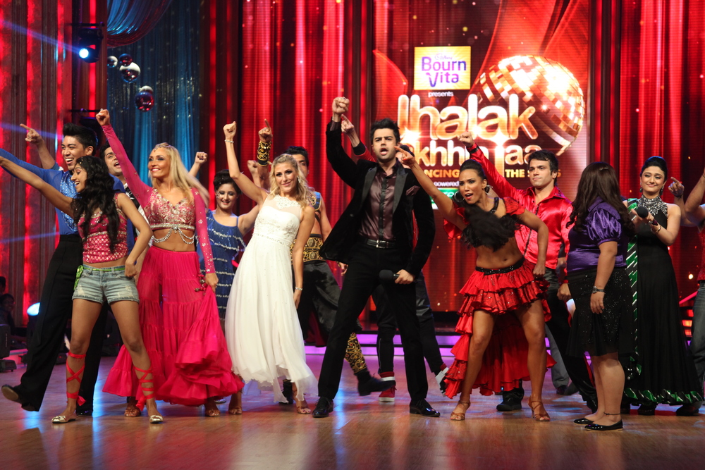 dancing with the stars india a n y a