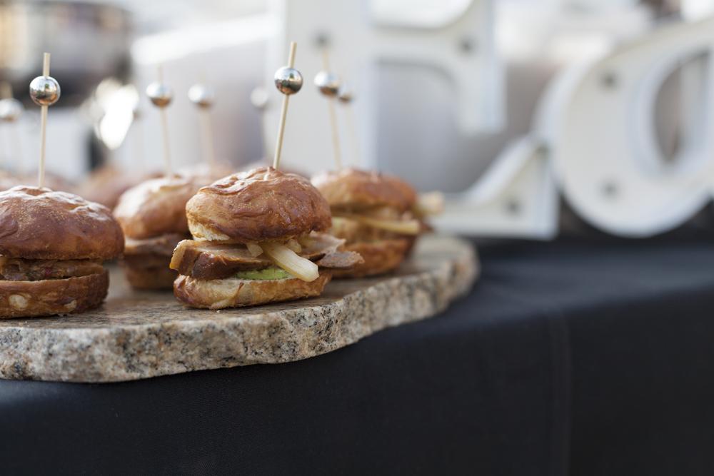 Citizen Kitchen Hotel Fullerton - Pork Sliders