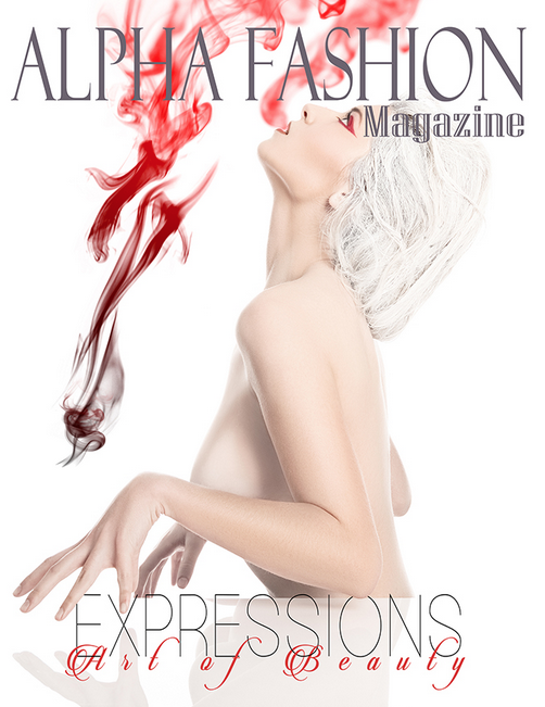 Alpha Fashion Magazine - Dolores Ruiz Diaz