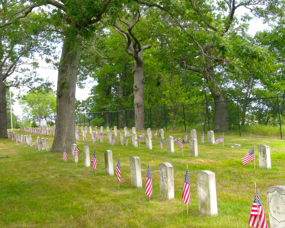 The Sailors' Home Cemetery