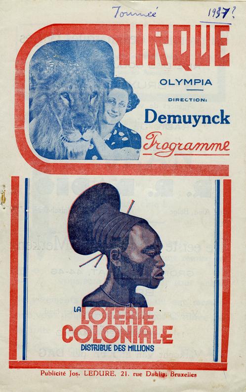 Cirque Demuynck, 1937