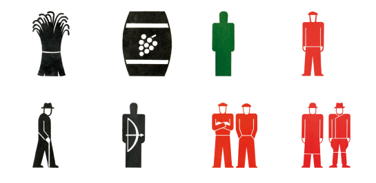 ISOTYPE by Gerd Arntz -   source