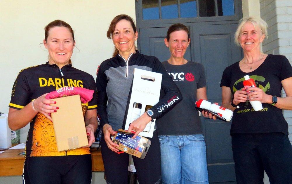 Pie Run 2018 - 76km MTB Female Winners.jpg