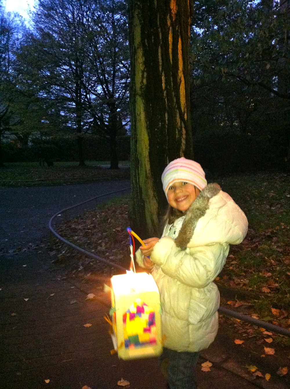 Maria: só orgulho com a sua lanterna edição 2013