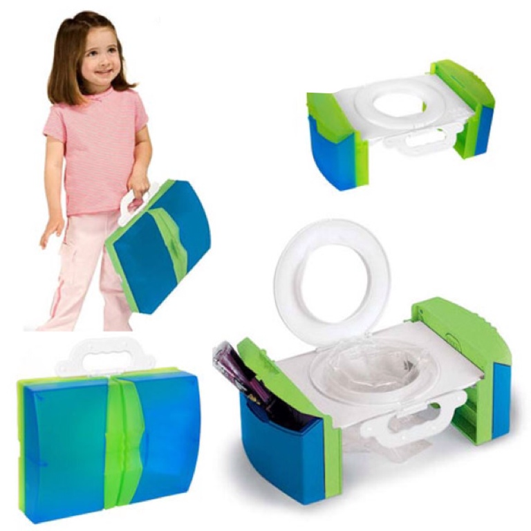 """Potty Travel"" igual ao da Alice"